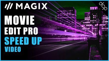 Move Edit Pro 2020 Speed Up Video