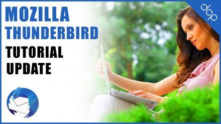 Mozilla Thunderbird Tutorial Update