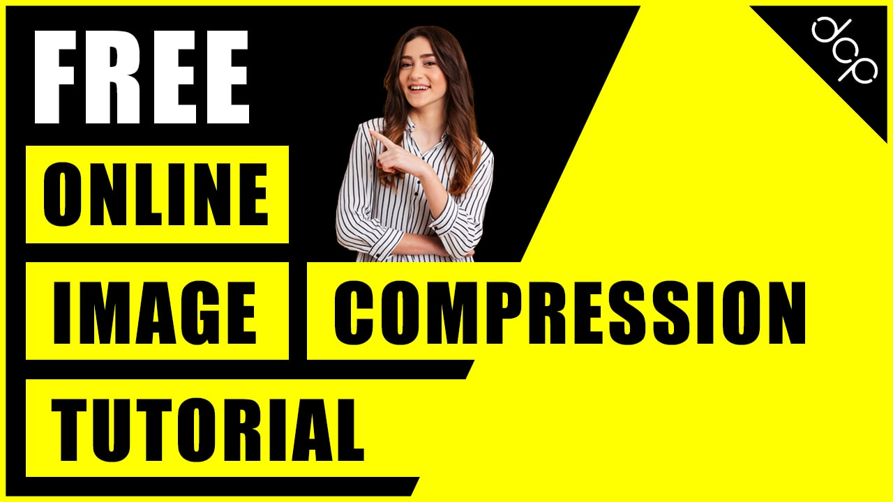 Free online image compression tool Tutorial