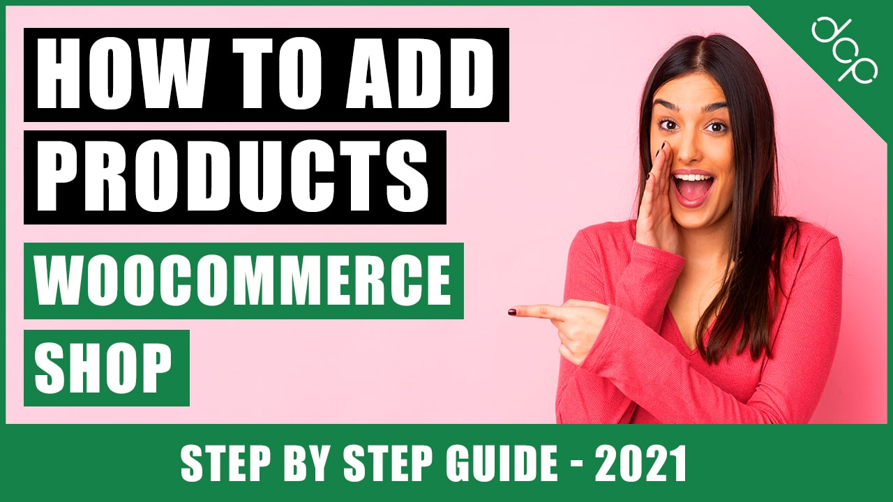 How to add products to WooCommerce shop page