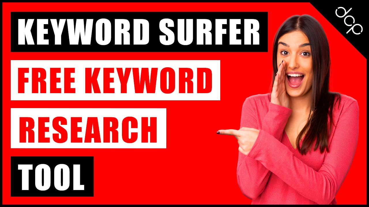 How to install Keyword Surfer Chrome Plugin for SEO keyword research