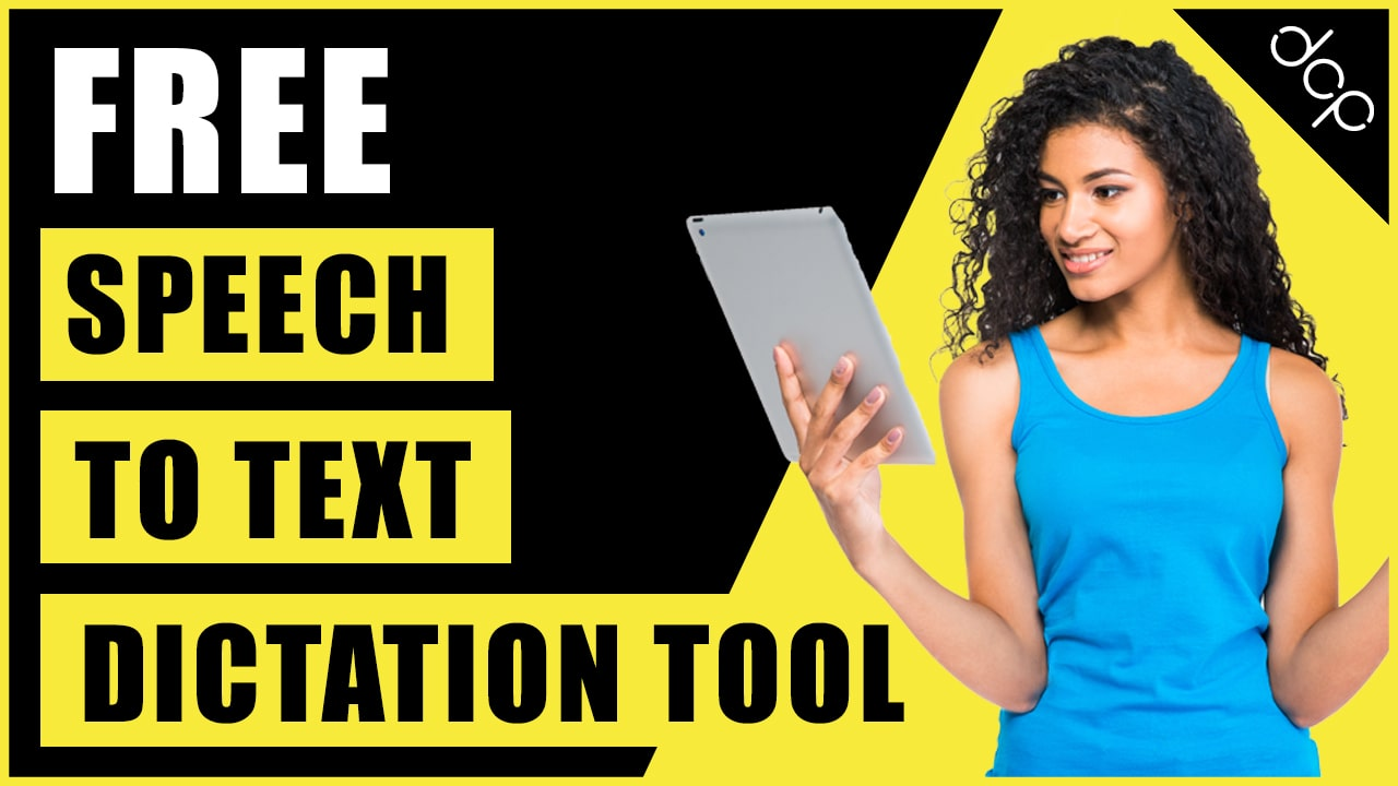 How to use Microsoft speech to text for website content writing