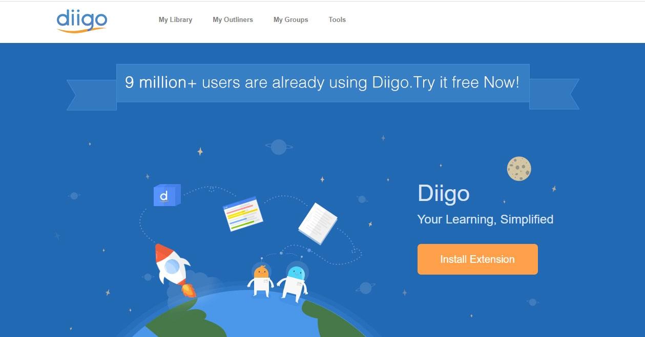 DCP Web Designers Diigo Profile