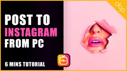 How to post to Instagram from PC