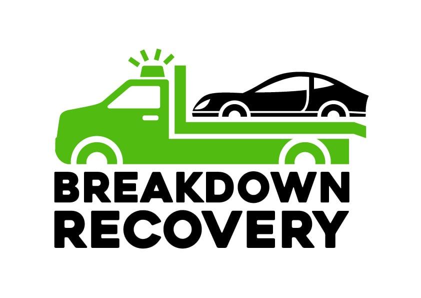 breakdown recovery logo final design
