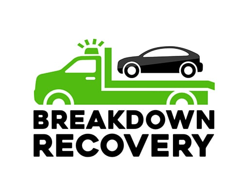 breakdown recovery logo revision
