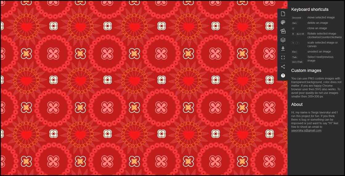 bg patterns