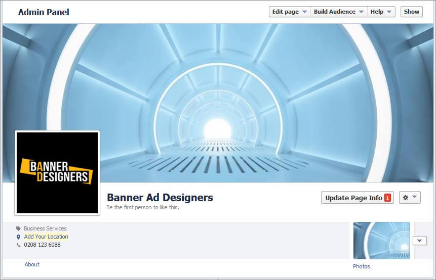 facebook cover image uploaded
