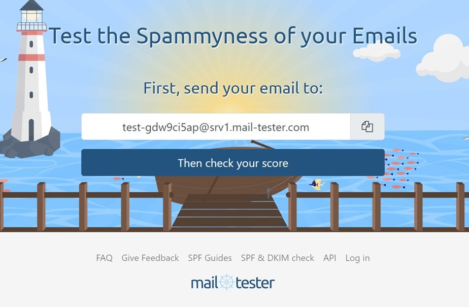 Mail Tester