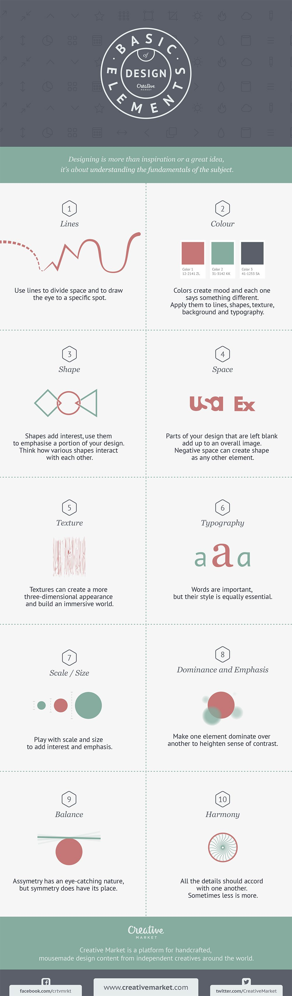 10 elements to improve your website design
