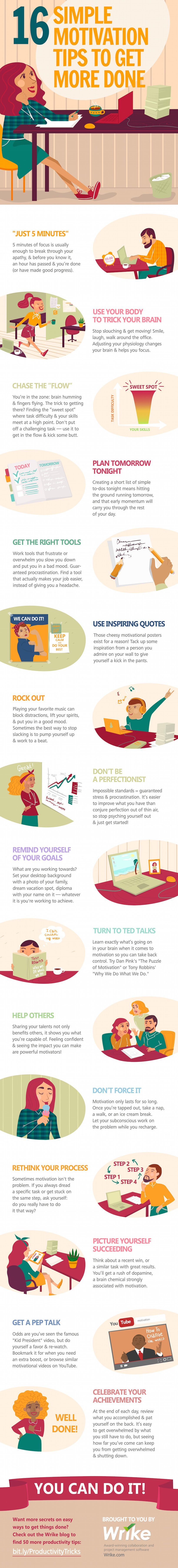 Save your business time with 16 different ways to get more work done