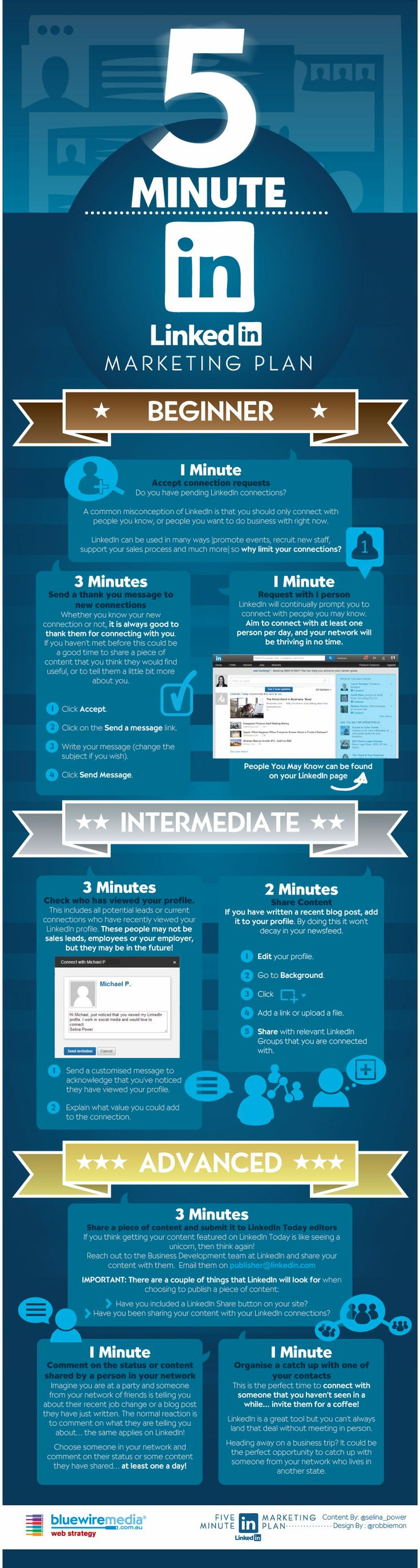 Top tips to expand your LinkedIn network in 5 minutes