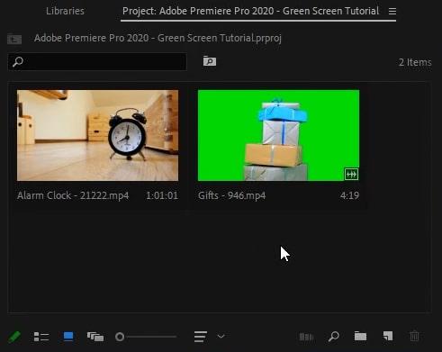import videos into premiere pro