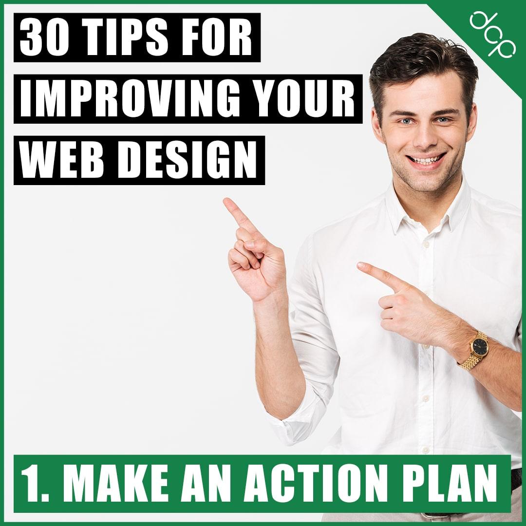 1. Make an action plan