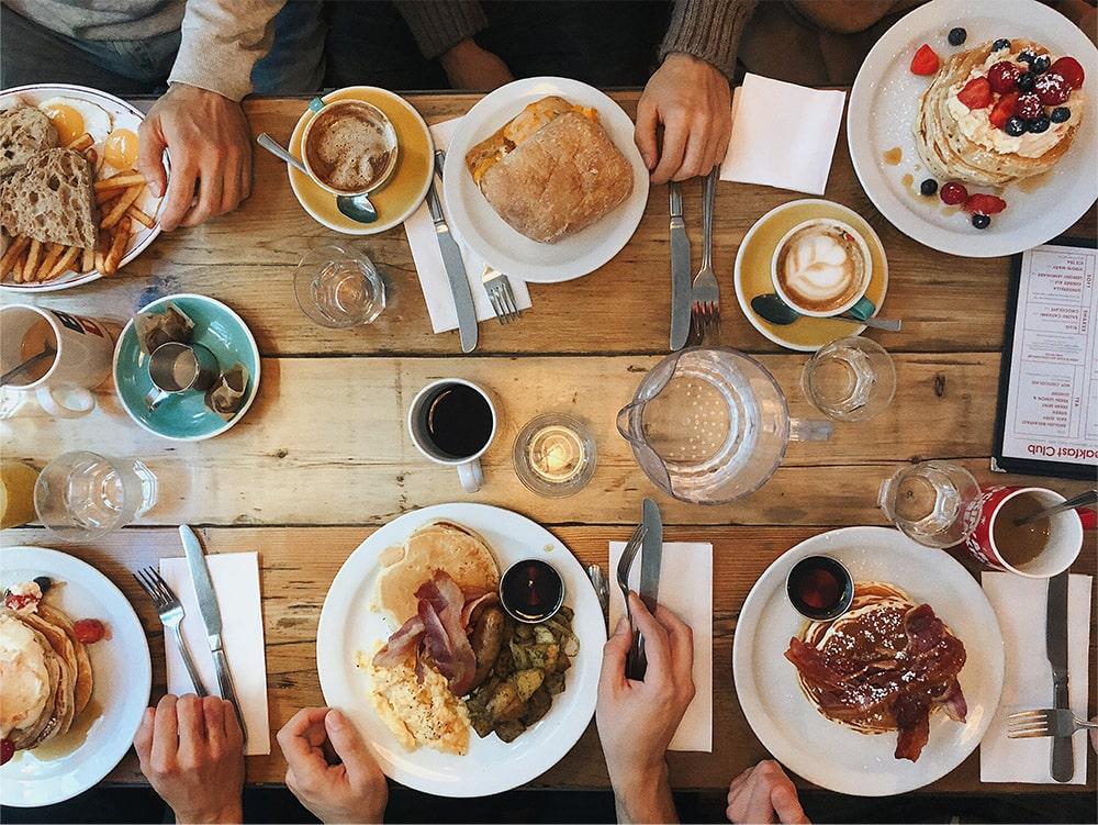 tips for building a restaurant website