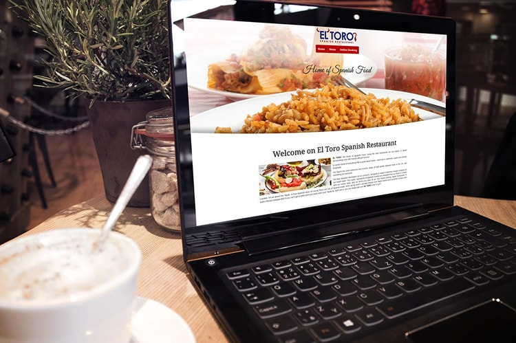 tips for building a restaurant website