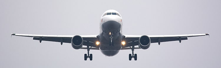 Air plane - Tips for eCommerce global product distribution
