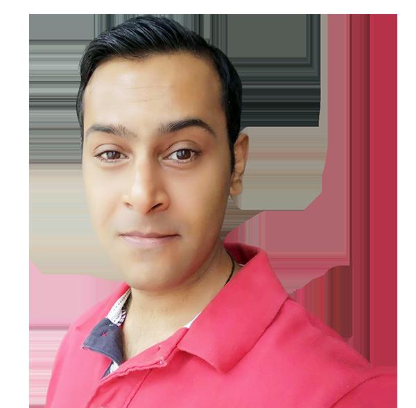 Pankaj Shah - DCP Web Designers