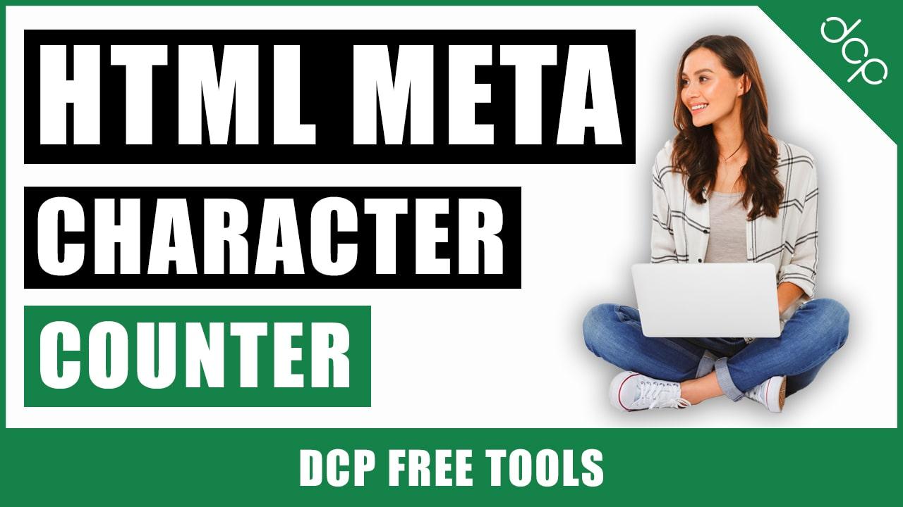 HTML Title & Meta Description Length Tools