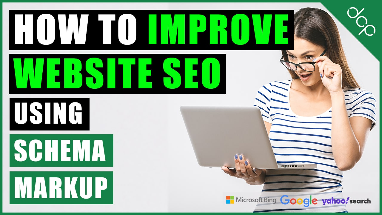 How to improve your website SEO using schema markup beginners guide