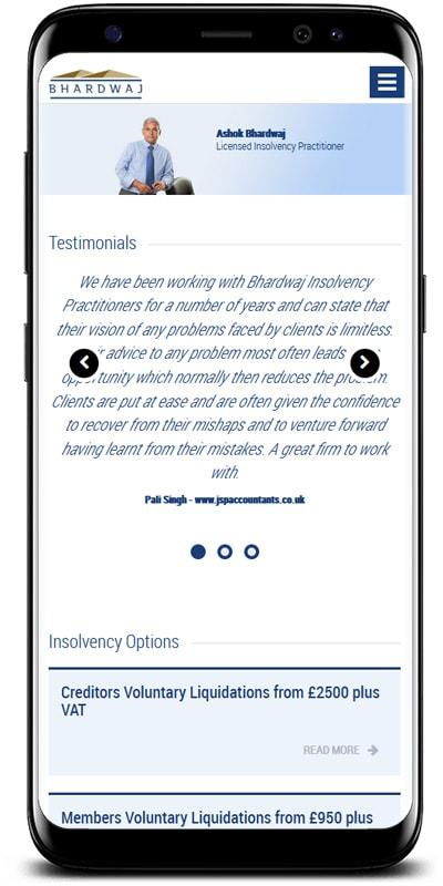 Google mobile friendly website design example 04