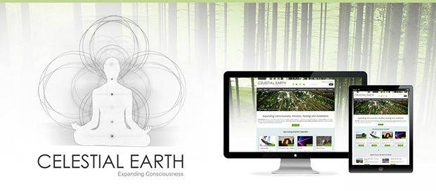 Celestial Earth - Website Content Management System