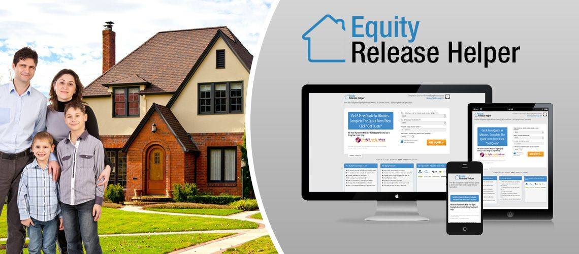 Equity Release Helper - Responsive Website Design
