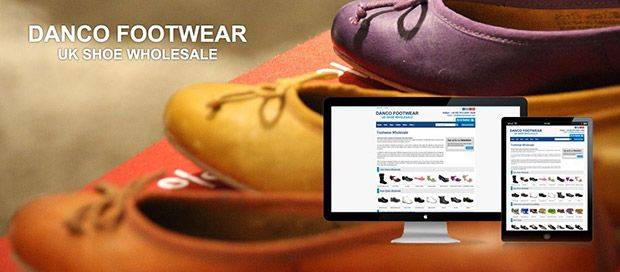 Danco Footwear - Shoe Shop Ecommerce Website Design