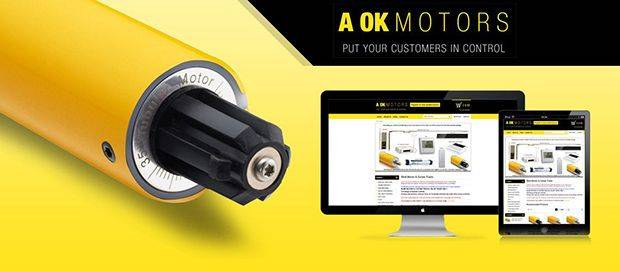 A OK Motors - Custom Ecommerce Web Design