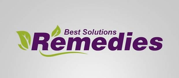 Best Solutions Remedies - Company Logo Design