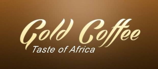 Gold Coffee - Business Logo Design