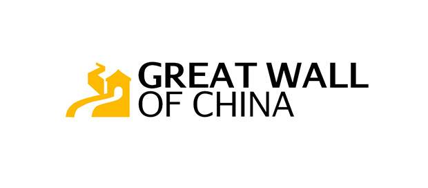 Proson Tours - Great Wall of China Logo Design