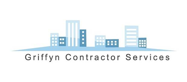 Griffyn Contractor Services - Company Logo Design
