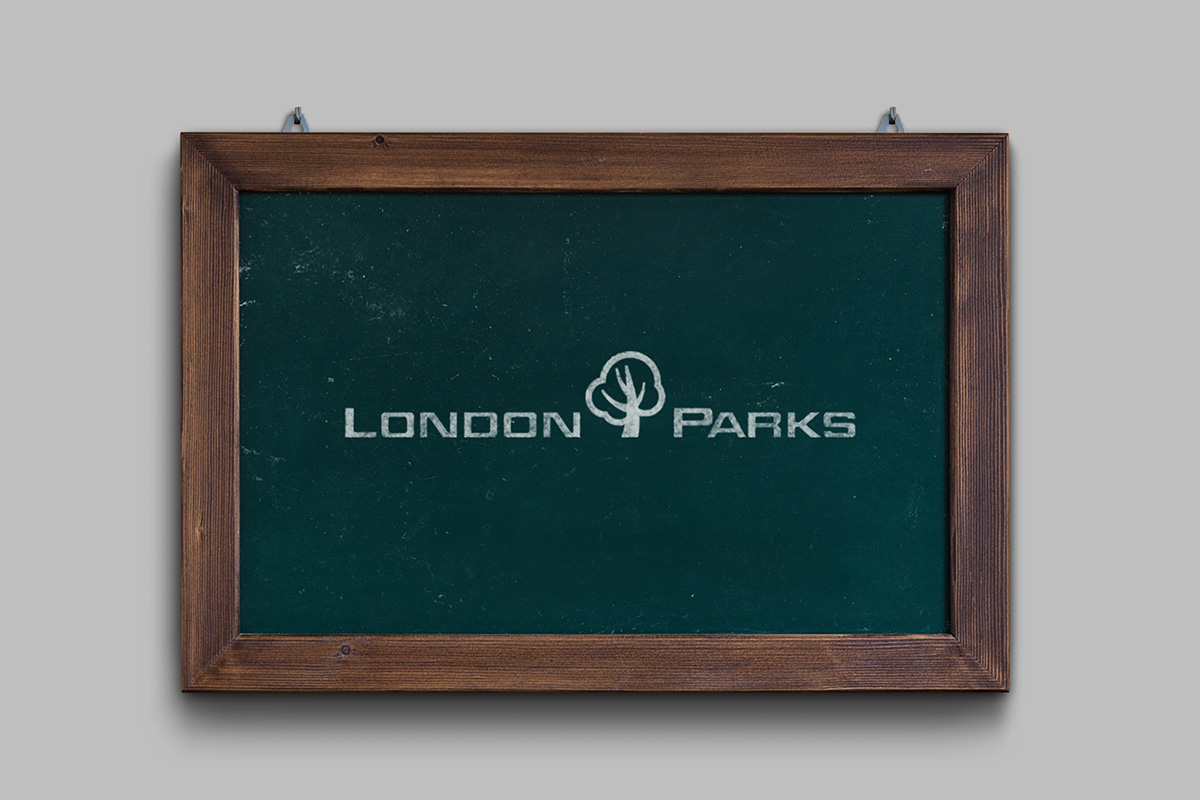 London Parks - Logo Design