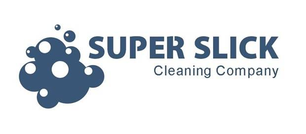 Super Slick - Cleaning Company Logo Design