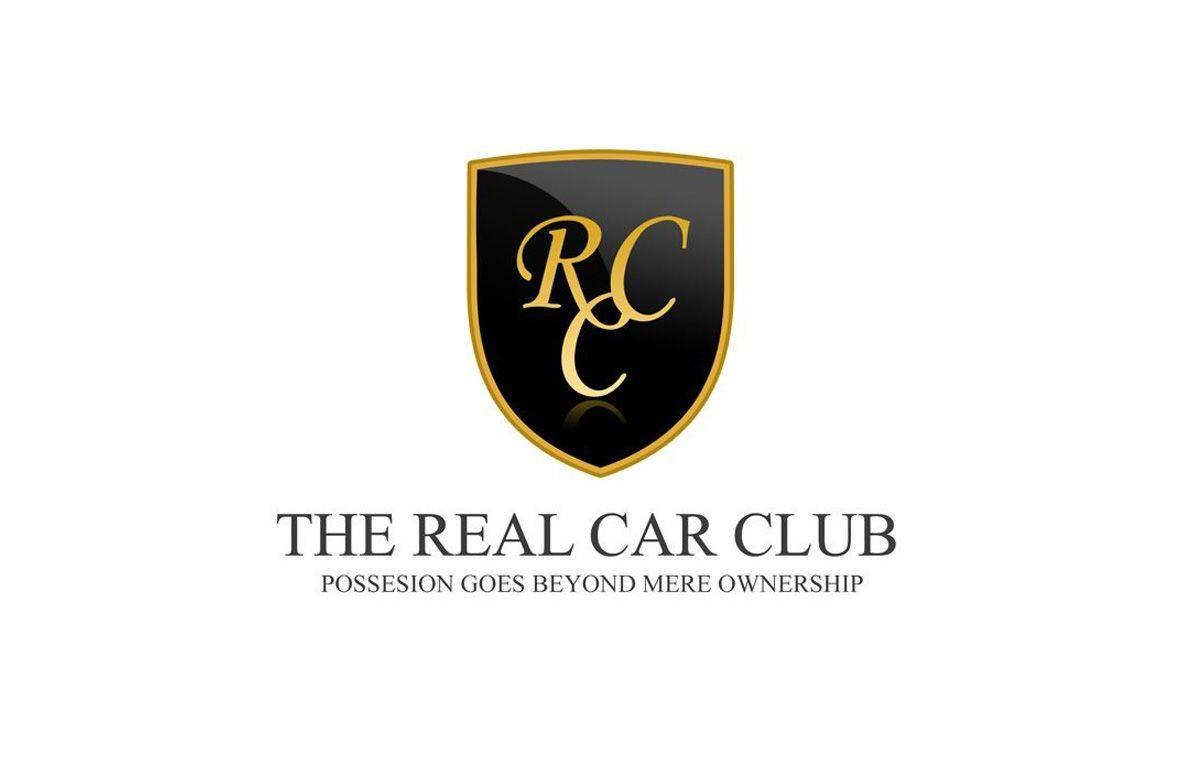 Design car club logo - The Real Car Club Logo Design