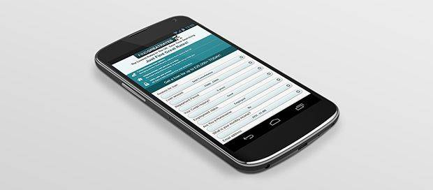 Find Great Rates - Mobile Web Design