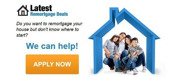 Latest Remortgage Deals - Lead Generation Newsletter Design