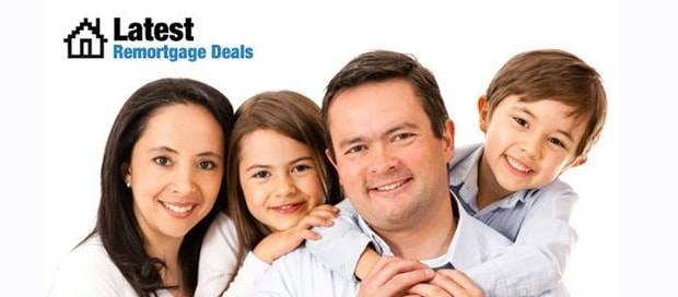 Latest Remortgage Deals - Email Newsletter Design