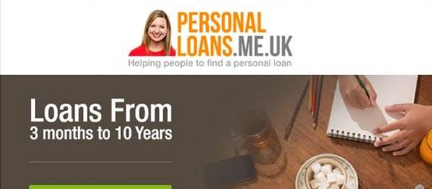 Personal Loans - Email Newsletter Design