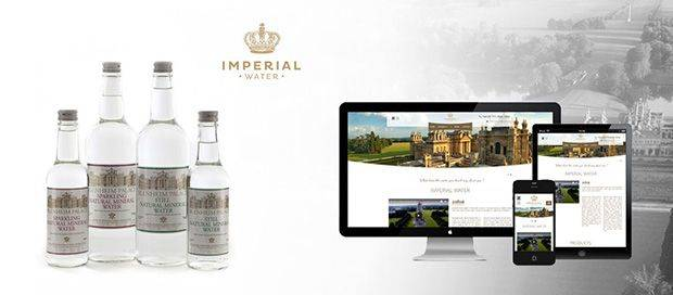 Imperial Water - Responsive Website Design