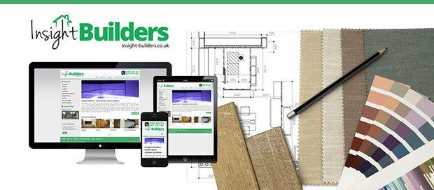 Insight Builders - Responsive Website Design