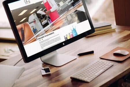 DCP complete Garnsons Respsonsive Website Design