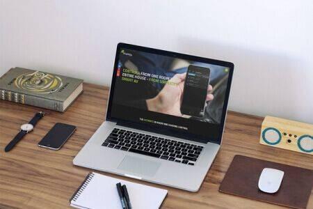 DCP completes new Responsive Website Design for Simplicity Smart AV